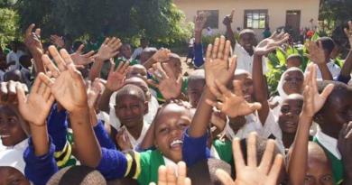 children of africa center