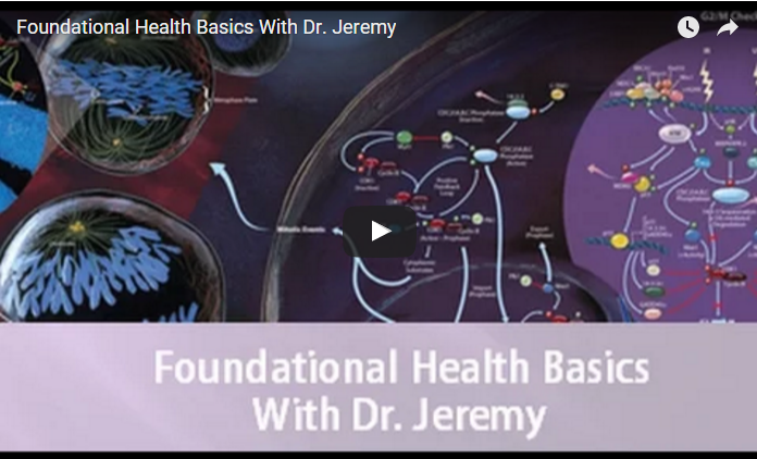 Foundational Health with Dr. Jeremy FTW Media Show