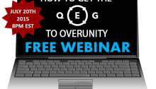 WATCH NOW How To Get The QEG To Overunity – FREE Webinar