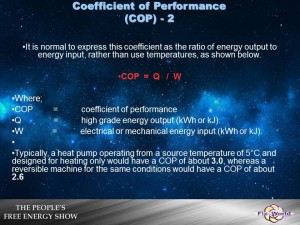 coefficient-of-performance--300x225 The History of Free Energy. The Biggest Cover Up of All Time. (Video)