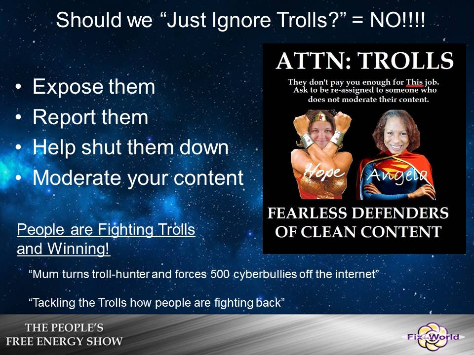 how-to-handle-internet-trolls Free Energy Mafia and the Dirty Games They Play.