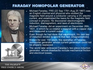 michael-faraday-homopolar-generator-300x225 The History of Free Energy. The Biggest Cover Up of All Time. (Video)