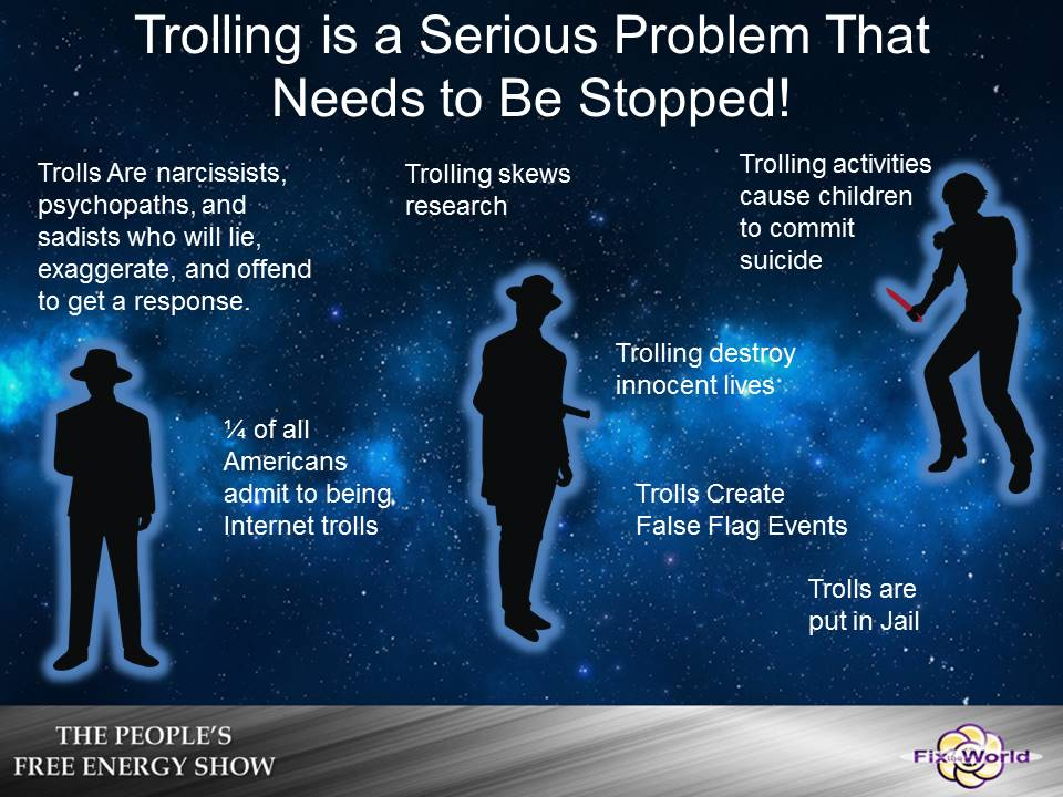 stop-internet-trolling Free Energy Mafia and the Dirty Games They Play.