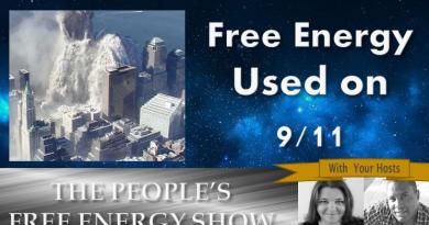 free energy used on 9 11