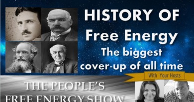 history of free energy the biggest coverup of all time