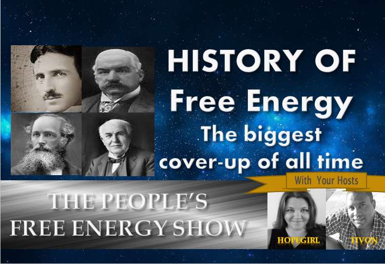 The History of Free Energy. The Biggest Cover Up of All Time. (Video)