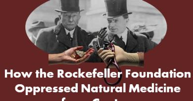 how the rockefeller foundation oppressed natural medicine