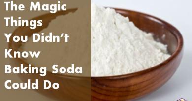 magic of baking soda