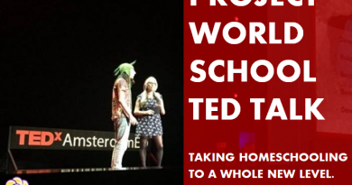 project world school ted talk