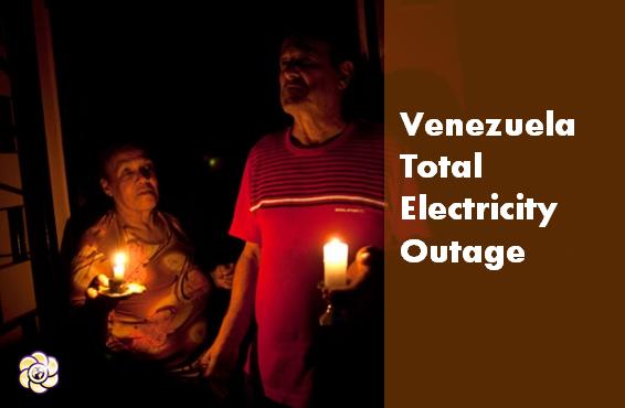 venezuela total electricity outage
