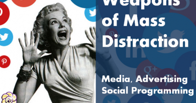weapons of mass distraction social media