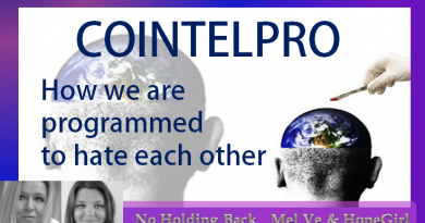 cointelpro programmed to hate