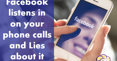 facebook listens in on phone calls