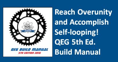 qeg overunity self looping manual 5th edition