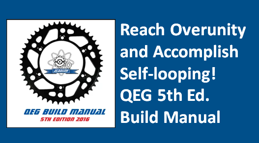 qeg overunity self looping manual 5th edition