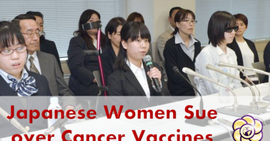 japanese women sue over cancer vaccines