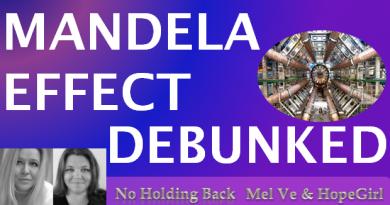 mandela effect debunked