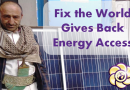 Fix the World Giving Report July 2016