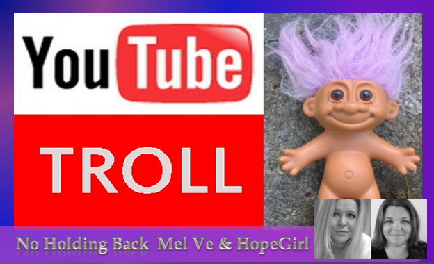 youtube троллинг