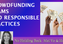 How to spot a Crowdfunding Scam. Full Presentation (video)