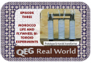 QEG Real World Episode Three: Morocco Life, Flywheel Demo and BiTT Demo (isolating the load) PREVIEW