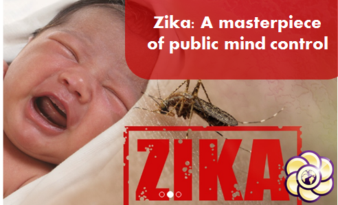 Zika: A masterpiece of public mind control