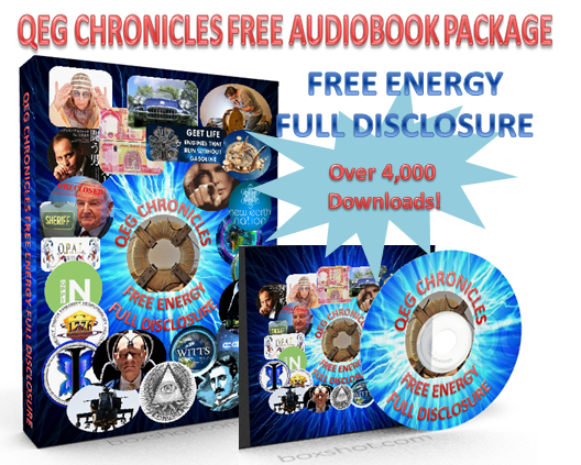 QEG-Chronicles-free-audiobook-package Yelm, Ramtha, WITTS and a Galactic Historian in the QEG Chronicles