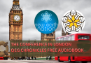 New Age Conferences in London and New Earth Nation in the QEG Chronicles