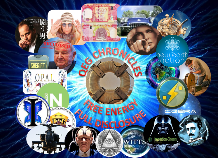 Free Audiobook Free Energy Full Disclosure QEG Chronicles: 4,000 Downloads!
