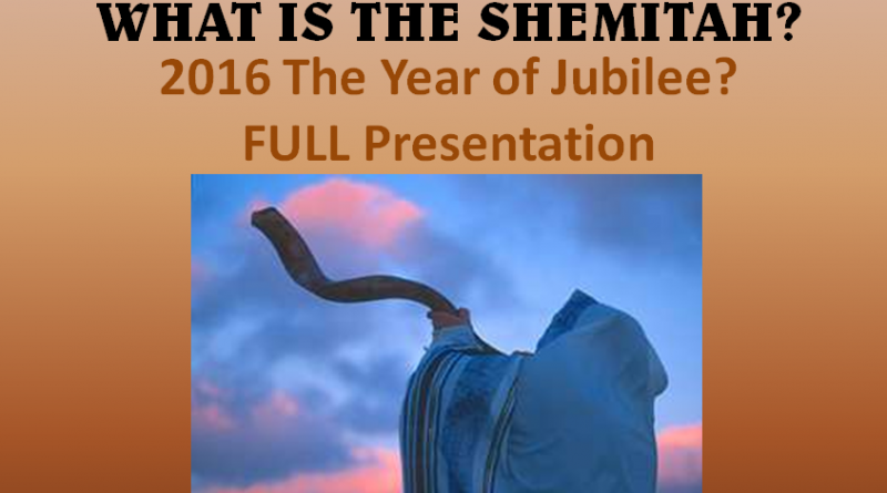 what-is-the-shemitah
