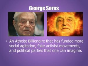 George-Soros-Network-300x225 The Final Trump. A New Featurette Youtube Film by HopeGirl.