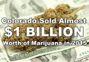 Legal marijuana created 18,000 new jobs in Colorado last year