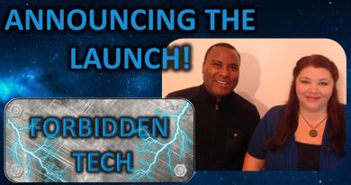announcing the launch of forbidden tech