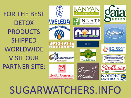 Sugar Watchers Detox Products