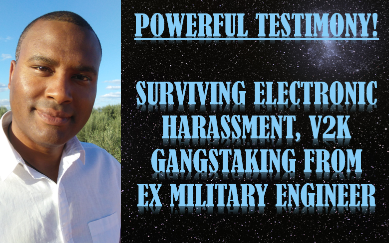 Surviving Electronic Harassment, V2K, Gangstalking. Ex-Military Engineer Powerful Testimony.