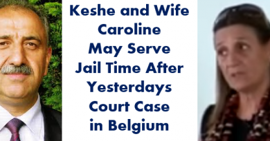 Keshe and Wife Carolina De Roose May Serve Prison Time After Yesterdays Court Case in Belgium