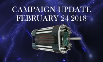 CAMPAIGN UPDATE FEBRUARY 24 2018