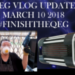 Finish the QEG Vlog Update #1