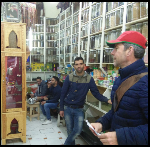 buying-spices-marrakesh-cooking-tours Marrakesh Cooking Tours