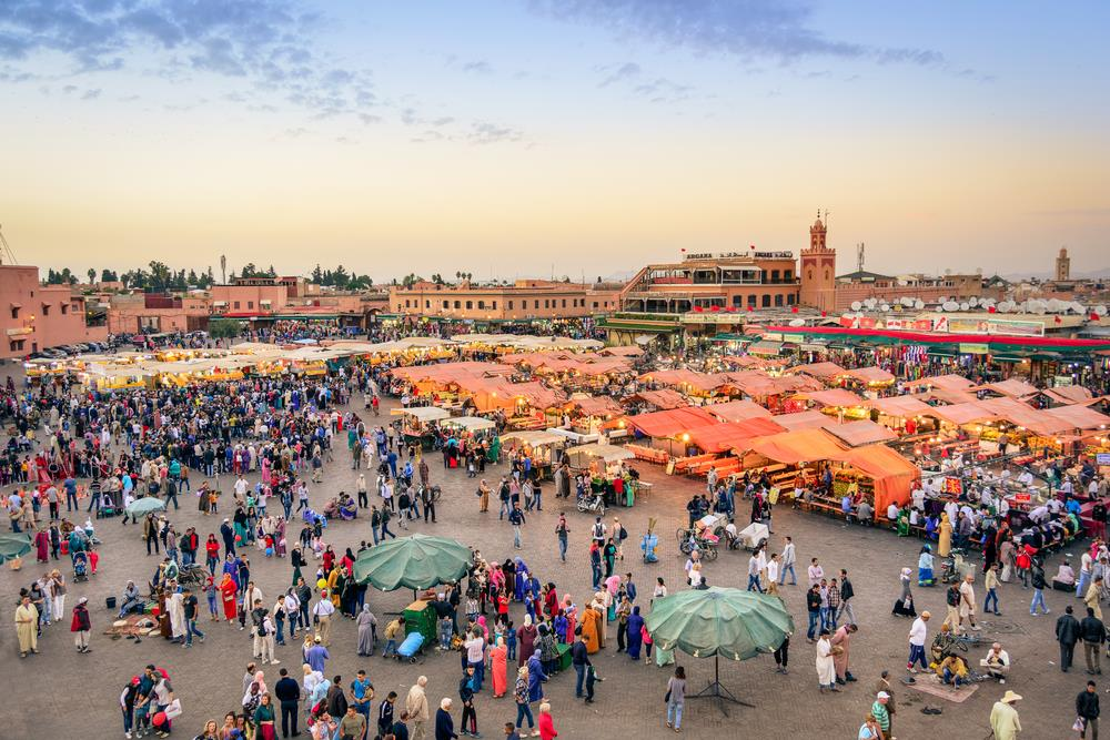 jemaa-el-fna Marrakesh Cooking Tours