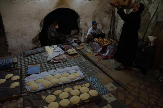 marrakesh-communal-oven Marrakesh Cooking Tours