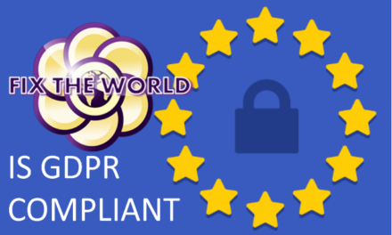 Fix the World / QEG / Clean Energy Academy / Hopegirl Blog is GDPR Compliant