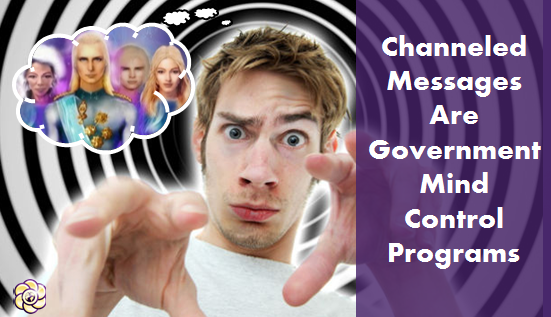 WOW!!! New Age MK Channeler Wakes Up! Greg Giles Channeled Messages are Government Mind Control Programs