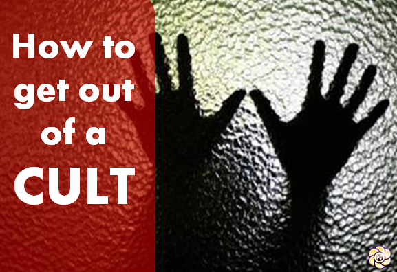 How To Get Out of a Cult