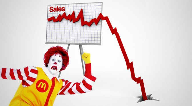 I'M LOVIN IT!!! MCDONALD'S CLOSING 700 STORES WORLDWIDE