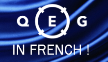 QEG Manual and Ebook Now in French!