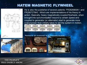Hatem Magnetic flywheel 2