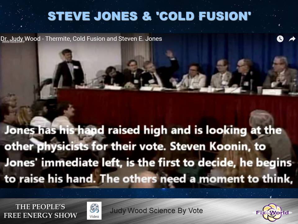 Steve-Jones-cold-fusion Free Energy Mafia and the Dirty Games They Play.