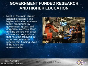 government funded research labs