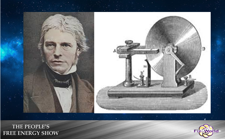 Michael Faraday and the Homopolor Generator